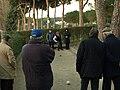 Bocce in Villa doria pamphili 2 feb 08.jpg