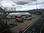 Bogota aéroport El Dorado - avion - 5.JPG