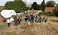 Bolingbroke Castle re-enactment - 3 of 3 - geograph.org.uk - 596913.jpg