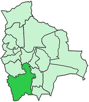 Roman Catholic Diocese of Potosí - Image: Bolivia Diocesi di Potosì