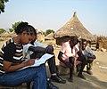 Bonga Refugee Camp Survey Taking.jpg