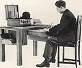 """Book of styles - issues expressly for modern people and illustrating the Cadillac """"desk table."""" (1910) (14580938810).jpg"""