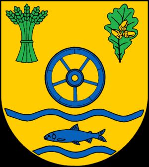 Boren, Germany - Image: Boren Wappen (2016)