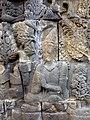 Borobudur - Divyavadana - 090 N, Bhallatiyajataka (detail 2) (11706378086).jpg