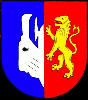 Bosau - Image: Bosau Wappen