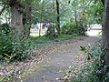 Boscombe, path through Shelley Park - geograph.org.uk - 999846.jpg