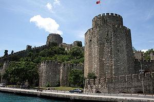 La forteresse Rumeli Hisari au bord du Bosphore