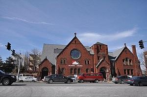 Pilgrim Congregational Church (Boston, Massachusetts) - Image: Boston MA Pilgrim Congregational Church