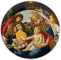Botticelli (atelier de) - La Vierge du Magnificat, Vers 1485, Inv. D79.1.2.jpg
