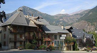 Le Bourg-dOisans Commune in Auvergne-Rhône-Alpes, France