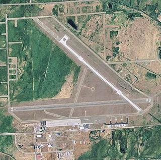 Bowers Airport public airport just north of Ellensburg, Washington