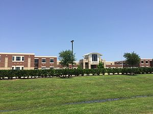 Pecan Grove, Texas - Bowie Middle School
