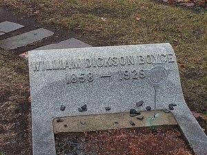 Ottawa Avenue Cemetery - Boyce gravesite