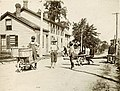 Boys with wheelbarrows in the streets of Amherstburg, Ontario.jpg