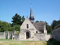 Brasseuse (60), église Saint-Pierre, rue Charles-de-la-Bédoyère (1).jpg