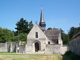 The church in Brasseuse