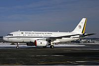 Brazilian Air Force Airbus A319CJ Wallner.jpg