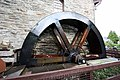 Breadalbane Folklore Centre, Killin - Mill wheel - geograph.org.uk - 955430.jpg