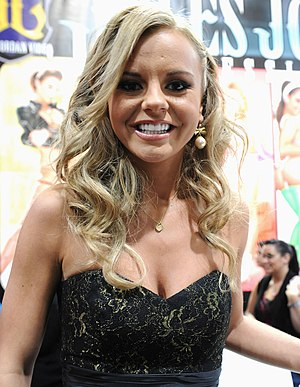 Pornhub - Bree Olson promoted Pornhub's breast cancer awareness campaign.