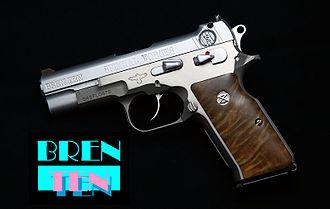 Bren Ten - Image: Bren Ten Special Forces