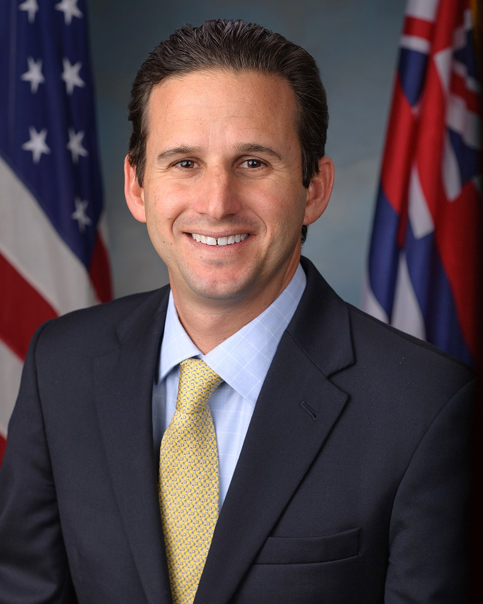 Brian Schatz, official portrait, 113th Congress 2
