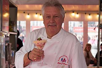 Brian Turner (chef) - Turner in 2015