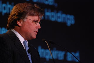 Brian Tierney American businessman