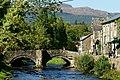 Bridge at Beddgelert, Gwynedd - geograph.org.uk - 2630855.jpg