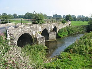 Duleek - Bridge at Boolies, Duleek