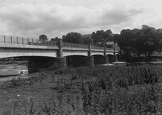 Bridge at Glasbury