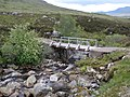Bridge over the Allt Chonnal - geograph.org.uk - 1346510.jpg