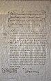 Brief van Thomas Boleyn aan Margaretha van Oostenrijk - Hever Castle 8-05-2017 12-02-57.JPG