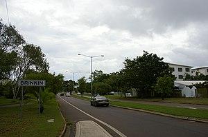 Brinkin, Northern Territory - Image: Brinkin nt