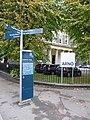 Bristol , Signpost, Map and Arno Sign - geograph.org.uk - 1524760.jpg