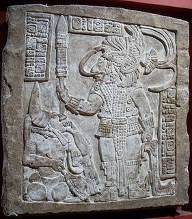 Yaxun Balam IV Ruler of Yaxchilan