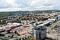 Brno, Štýřice, Pražákova, výhled z AZ Toweru (2013-05-22; 26).jpg