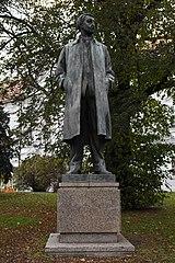 socha Jiřího Mahena v Brně