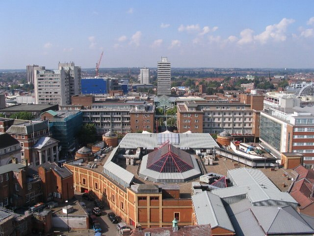 Broadgate and Precincts - geograph.org.uk - 554599