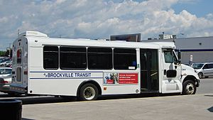 Brockville Transit - Image: Brockville Transit 50407