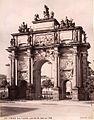 Brogi, Giacomo (1822-1881) - n. 3061 - Firenze - Arco Trionfale, costruito dal Jadot nel 1745 (1870s).jpg