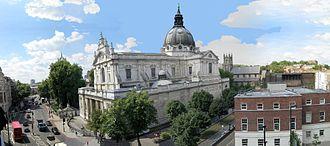 London Oratory School Schola - The London Oratory church