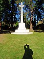 Brookwood Military Cemetery WWI Cross of Sacrifice (front) 2.jpg
