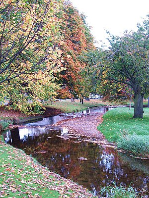 Catterick, North Yorkshire - Brough Beck, Catterick