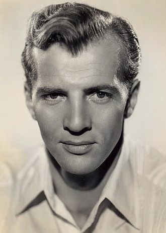Bruce Bennett - Publicity shot c.1940s