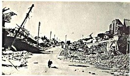 Bruce Street after the 1935 Balochistan earthquake.jpg