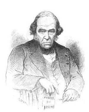 Jacques Charles Brunet - Image: Brunet, Jacques Charles