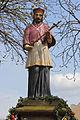 Brunnenfigur Johannes Nepomuk in Gars am Kamp.jpg