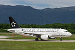 Brussels Airlines, Airbus A319-112, OO-SSC Airbus A319-112 (18647300576).jpg