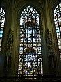 Bruxelles Co-Cathédrale St. Michel & Ste. Gudule Innen Chorfenster 2.jpg