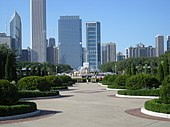 Buckingham Fountain August 2010 2.JPG